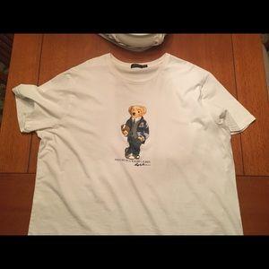 Polo Ralph Lauren Football Bear 3XB T-Shirt